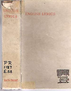English Lyrics: various authors; Chiswick Press]