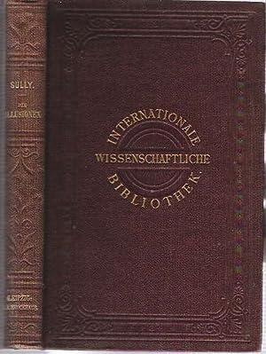 Die Illusionen : Eine psychologische Untersuchung. Autorisierte Ausgabe: Sully, James