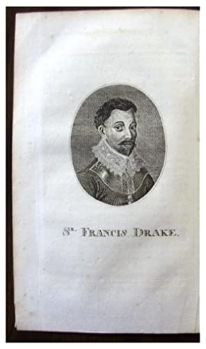 Biographische Notiz über Sir Francis Drake. [Biographical Sketch of Sir Francis Drake.]