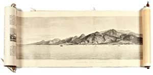Map - 12 Ft. Panoramic View of: SALVATOR, Ludwig