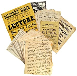 Manuscript - Unpublished Lecture Notes on