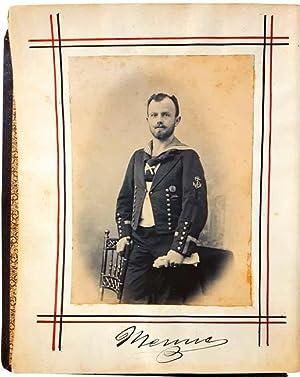 Manuscript Journal of an Imperial German Marine: Johann Heinrich Hermann