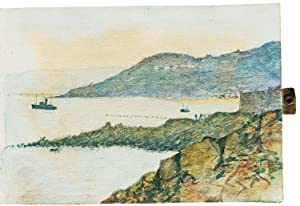 Album of Watercolours - Carbis Bay - St. Ives