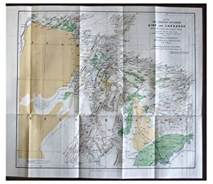 Shorawak Valley and the Toba Plateau, Afghanistan.: CAMPBELL, Mj. W.M.
