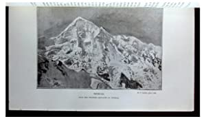 The Peaks, Passes, and Glaciers of the Caucasus.: FRESHFIELD, Douglas W.