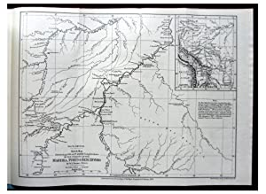 Colonel Labre's Explorations in the Region Between: LABRE, Colonel