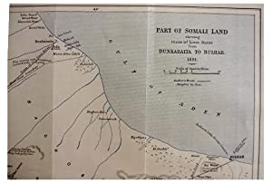 A Journey Through Part of Somali-Land, Between Zeila and Bulhar.: NURSE, Lieut. Charles G.