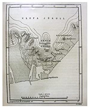 The Öræfa Jökull, and its First Ascent.: HOWELL, Frederick W. W.