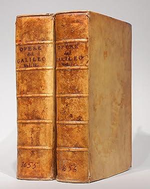 Opere. In questa nuova editione insieme raccolte,: GALILEI, Galileo