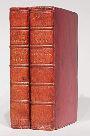 Ilias and Ulyssea. Batrachomyomachia. Hymni XXXII, 2: HOMER