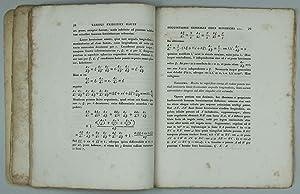 Disquisitiones generales circa superficies curvas.: GAUSS, Carl Friedrich