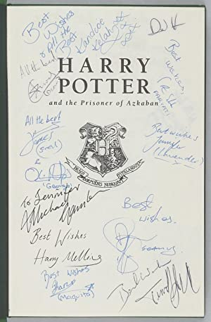 Harry Potter and the Prisoner of Azkaban: ROWLING, Joanne K.