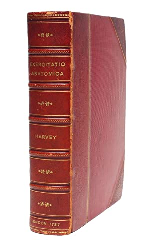 Opera. Sive exercitatio anatomica de motu cordis: HARVEY, William