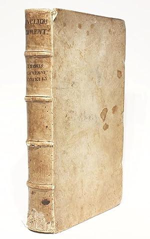 Euclidis Megarensis mathematici clarissimi Elementorum geometricorum lib.: EUCLID