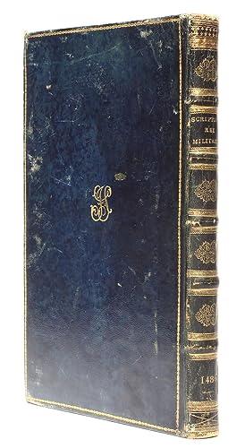 Scriptores rei Militaris. Four parts in one: BEROALDUS, Philippus (editor),