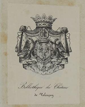 From Talleyrand's Library]. Additions to the Fourth: MALTHUS, Thomas Robert