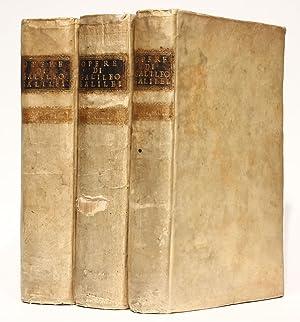 Opere. . . nuova edizione coll'aggiunta di: GALILEI, Galileo