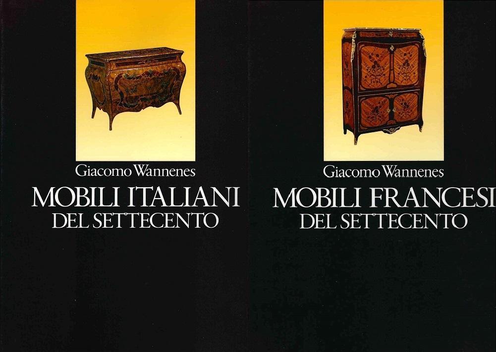 Mobili italiani del settecento mobili francesi del for Marche mobili italiani
