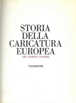 Storia della caricatura Europea: GEC (Gianeri, Enrico)