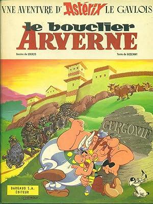Le bouclier Arverne: Goscinny, René