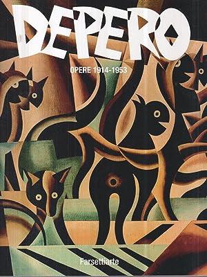 Depero. Opere 1914-1953: Scudiero, Maurizio