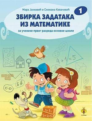 Zbirka zadataka iz matematike 1 : za: Jankovic, Mara; Kovacevic,