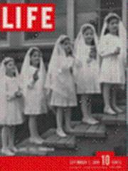 Life Magazine 2 September 1940 Dionne Quintuplets: Life Magazine 2