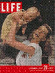 Life Magazine 6 September 1948 Good Life: Life Magazine 6