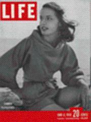 Life Magazine 6 June 1949 Summer Play: Life Magazine 6
