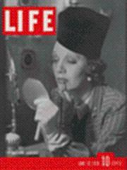 Life Magazine 13 June 1938 Gertrude Lawrence: Life Magazine 13