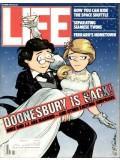 Life Magazine 1 October 1984 Doonesbury is: Life Magazine 1