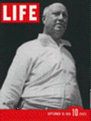 Life Magazine 19 September 1938 Jim Farley: Life Magazine 19