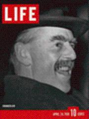 Life Magazine 24 April 1939 Neville Chamberlain 4/24/39: Life Magazine 24 April 1939 ...
