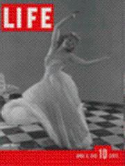 Life Magazine 8 April 1940 Anna Neagle: Life Magazine 8