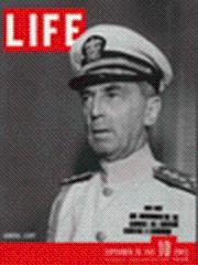 Life Magazine 28 September 1942 Admiral Leahy: Life Magazine 28