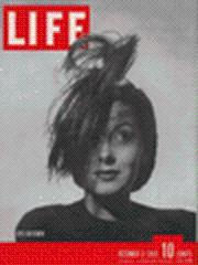 Life Magazine 5 October 1942 Model Joan Thorsen 10/5/42: Life Magazine 5 October 1942 ...