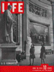 Life Magazine 18 June 1945 U.S. Congress Statue 6/18/45