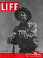 Life Magazine 27 May 1946 Ozark Farmer: Life Magazine 27