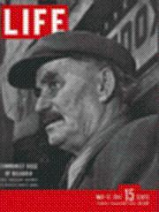 Life Magazine 12 May 1947 George Dimitrov: Life Magazine 12