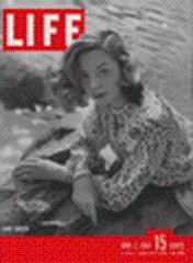 Life Magazine 2 June 1947 Jane Greer 6/2/47: Life Magazine 2 June 1947 Jane Greer 6/2/47