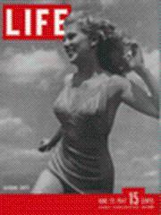 Life Magazine 23 June 1947 Karen Lewis,: Life Magazine 23
