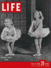 Life Magazine 26 July 1948 Children's Ballet School 7/26/48