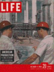 Life Magazine 4 October 1948 American Production: Life Magazine 4