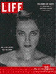 Life Magazine 13 June 1949 Actress Marta: Life Magazine 13