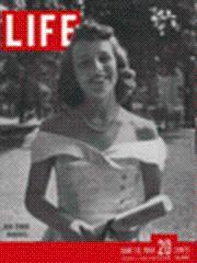 Life Magazine 20 June 1949 High School: Life Magazine 20