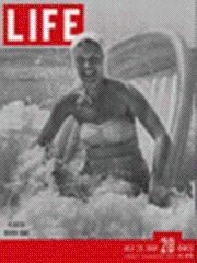 Life Magazine 25 July 1949 Plastic Beach: Life Magazine 25
