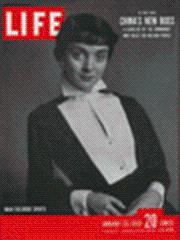 Life Magazine 23 January 1950 Model Patricia: Life Magazine 23