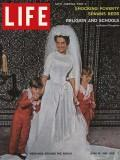 Life Magazine 16 June 1961 Weddings around World 6/16/61