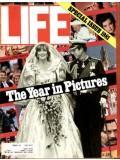 Life Magazine 1 January 1982 1981, the: Life Magazine 1