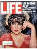 Life Magazine 1 March 1982 Elizabeth Taylor at 50 3/1/82: Life Magazine 1 March 1982 ...